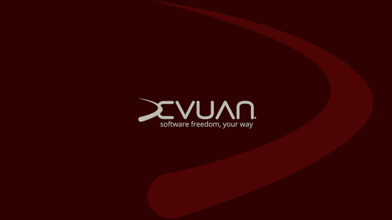 Banner for Devuan