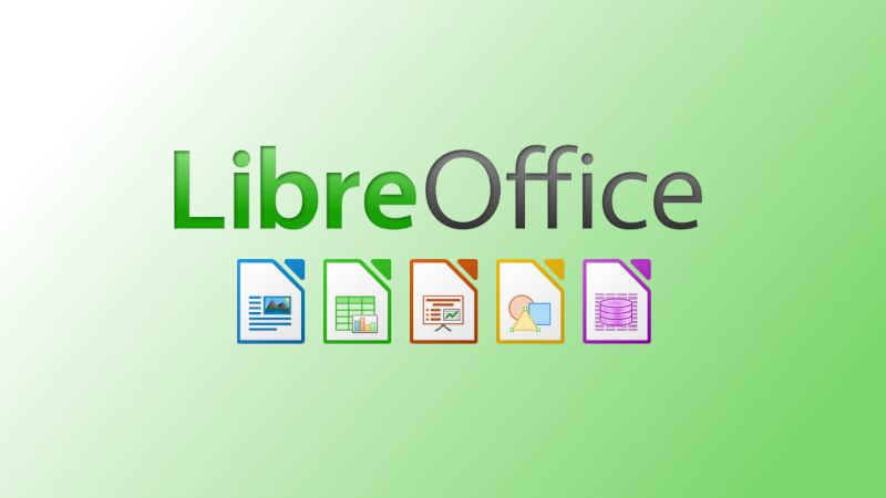 Banner for LibreOffice