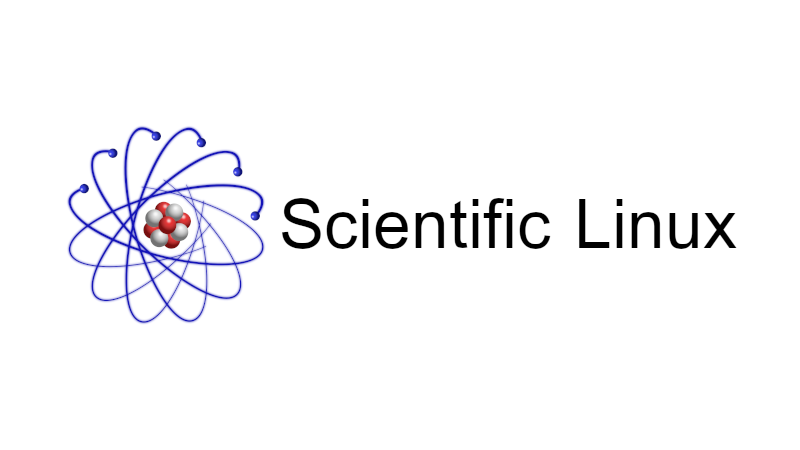 Banner for Scientific Linux