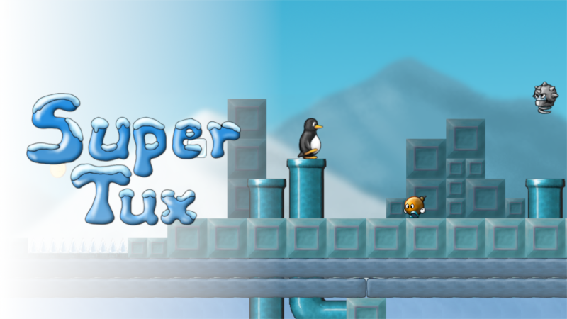 Banner for SuperTux