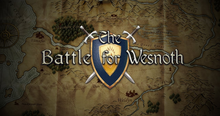 The Battle for Wesnoth Banner
