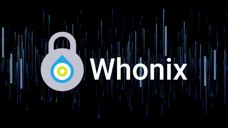 Banner for Whonix